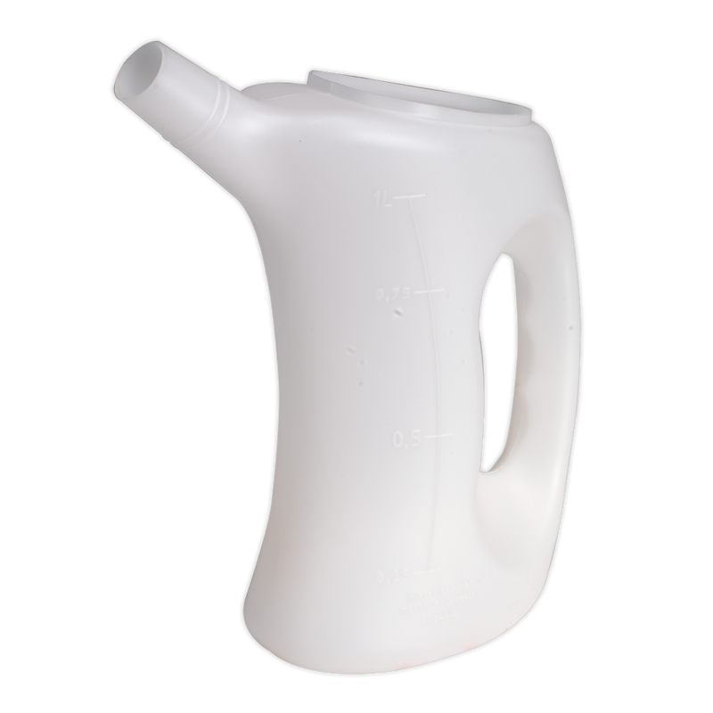 Measuring Jug with Rigid Spout 1L