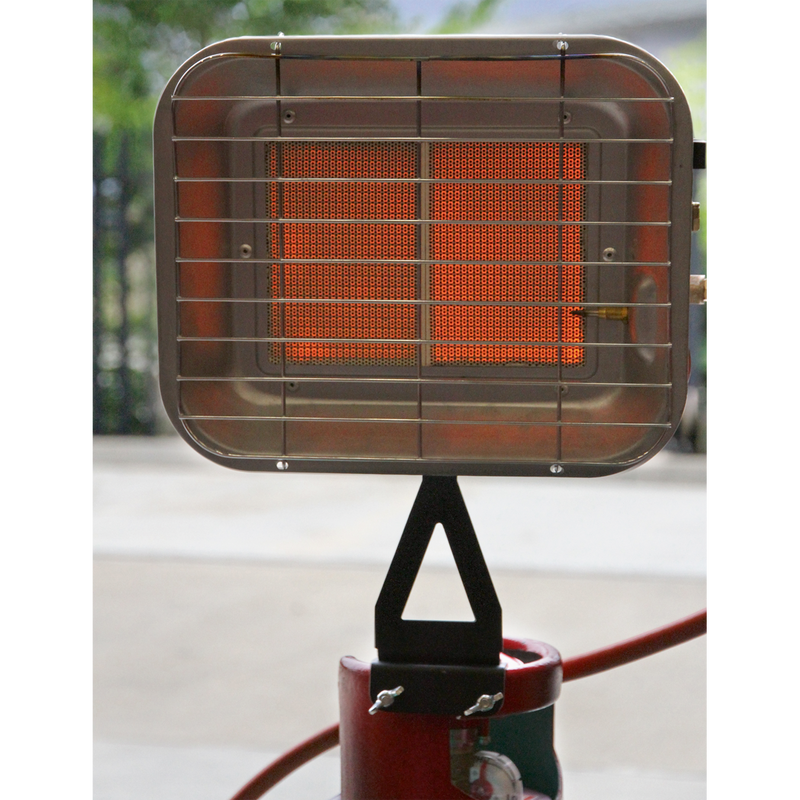 Space Warmer® Propane Heater 10,250-15,354Btu/hr Bottle Mounting