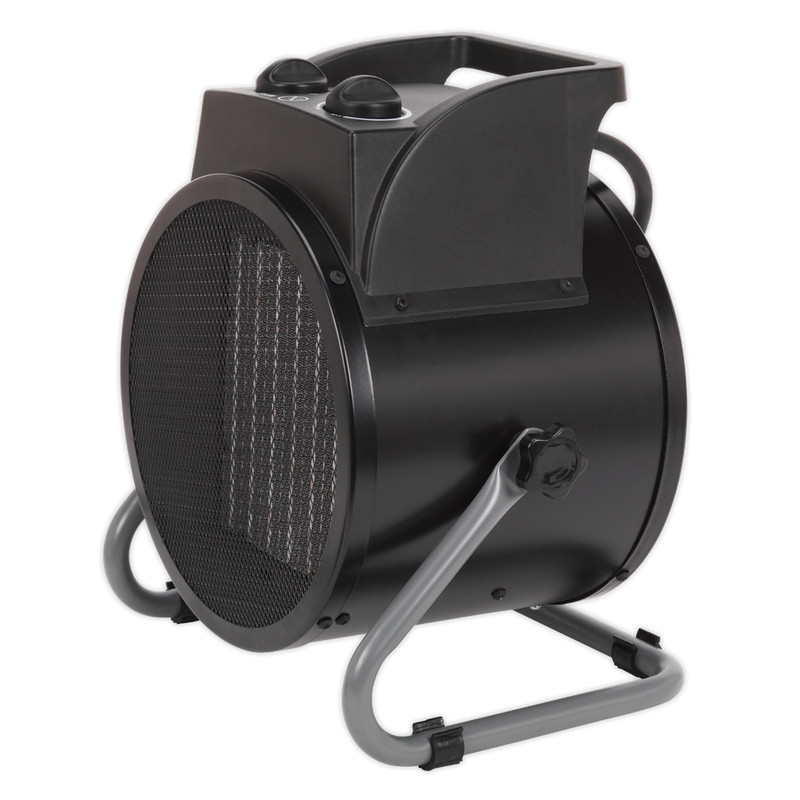 Industrial PTC Fan Heater 5000W 415V 3ph