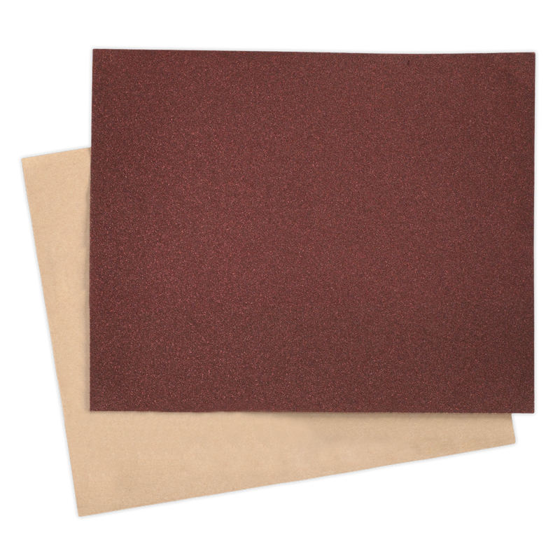 Production Paper 230 x 280mm 80Grit Pack of 25