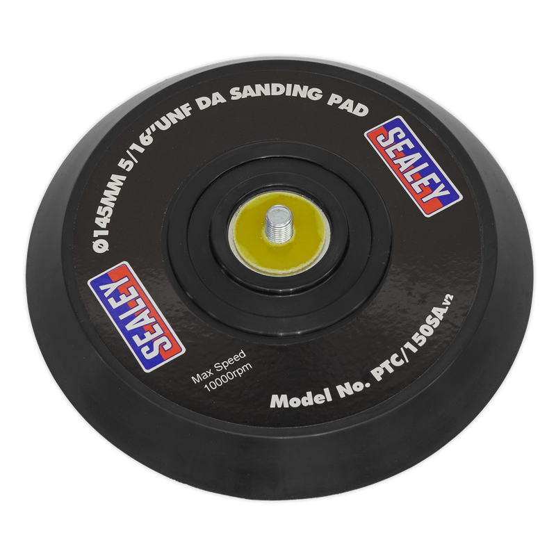 "DA Backing Pad for Stick-On Discs Ø145mm 5/16""UNF"