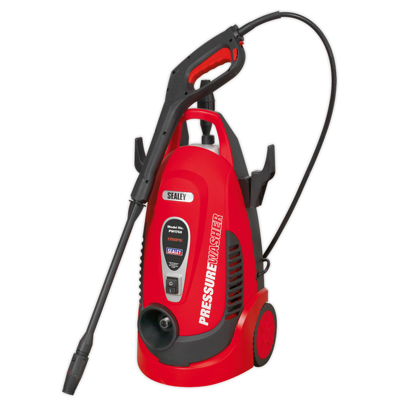 Pressure Washer 120bar with TSS & Rotablast® Nozzle 230V