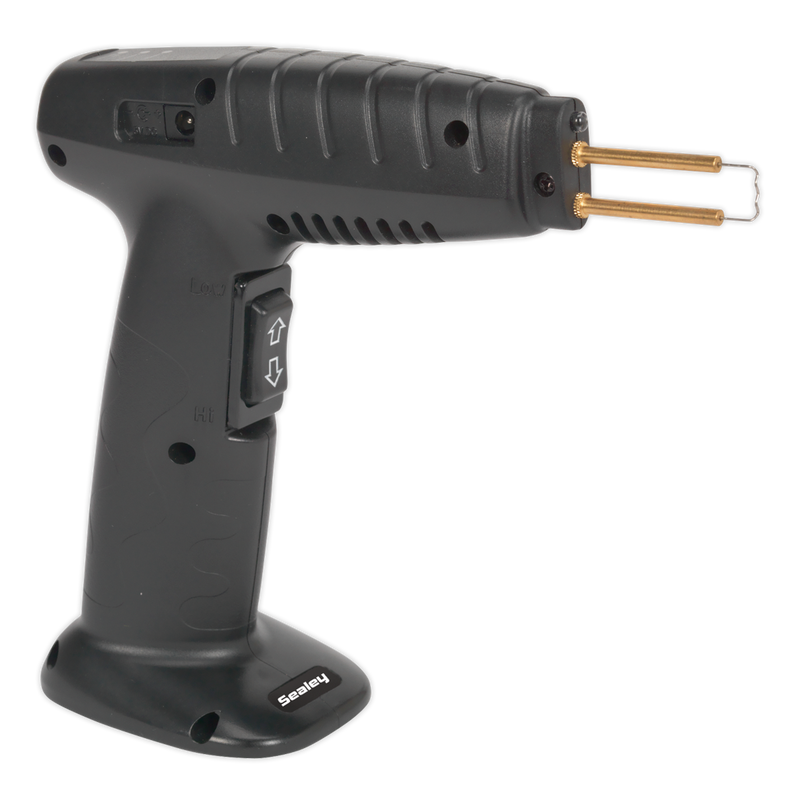 Plastic Repair Hot Staple Gun - Cordless