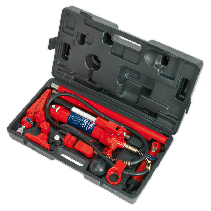 Hydraulic Body Repair Kit 4tonne Snap Type