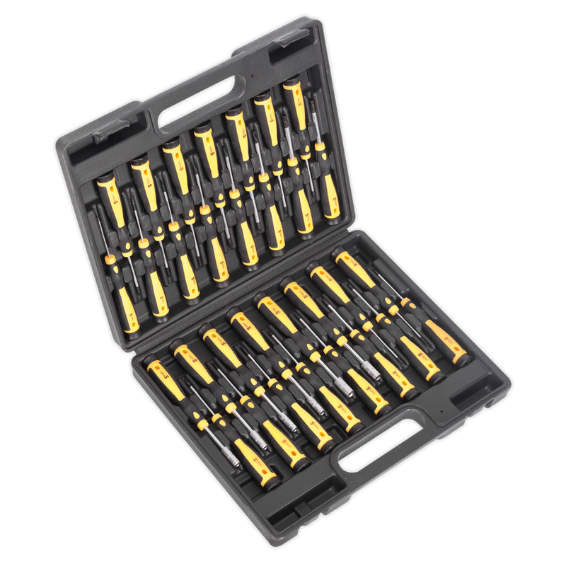 Precision Screwdriver Set 31pc