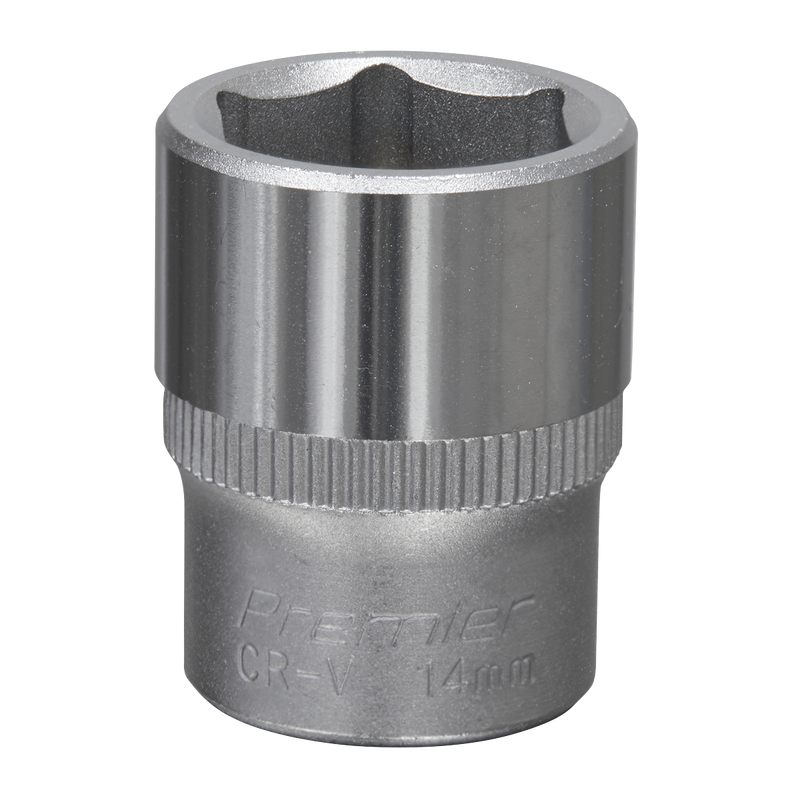 "WallDrive® Socket Deep 1/4""Sq Drive"
