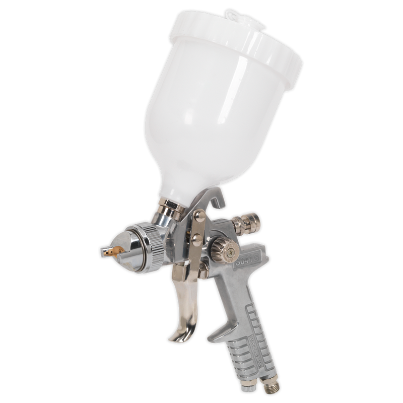 Spray Gun Gravity Feed 1.4mm Set-Up
