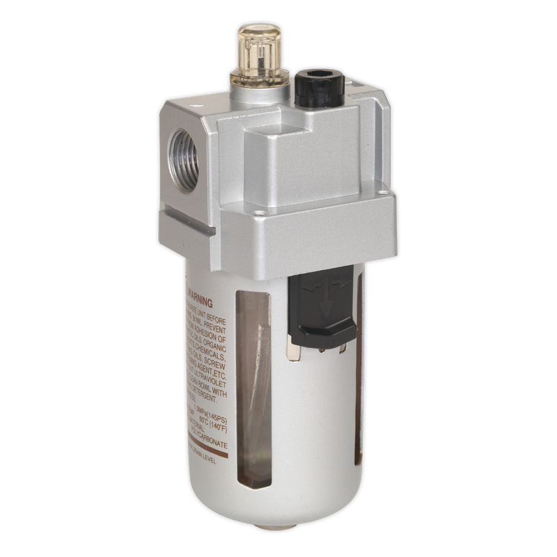 Air Lubricator - High Flow