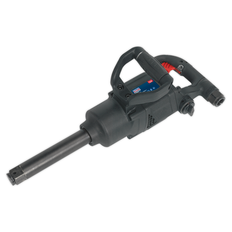 "Air Impact Wrench 1""Sq Drive Twin Hammer - Compact"