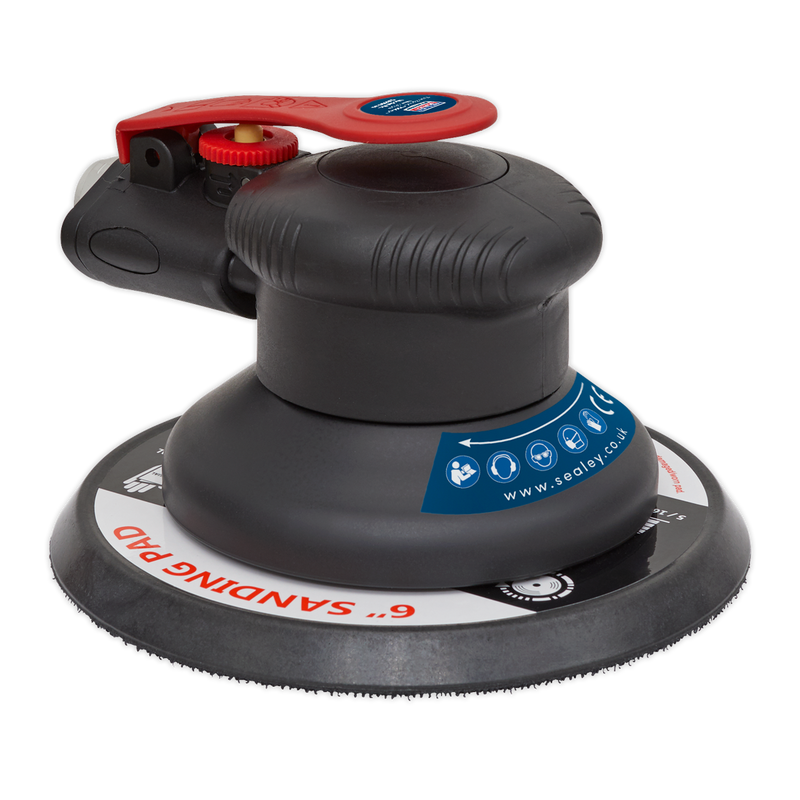 Air Palm Orbital Sander Ø150mm