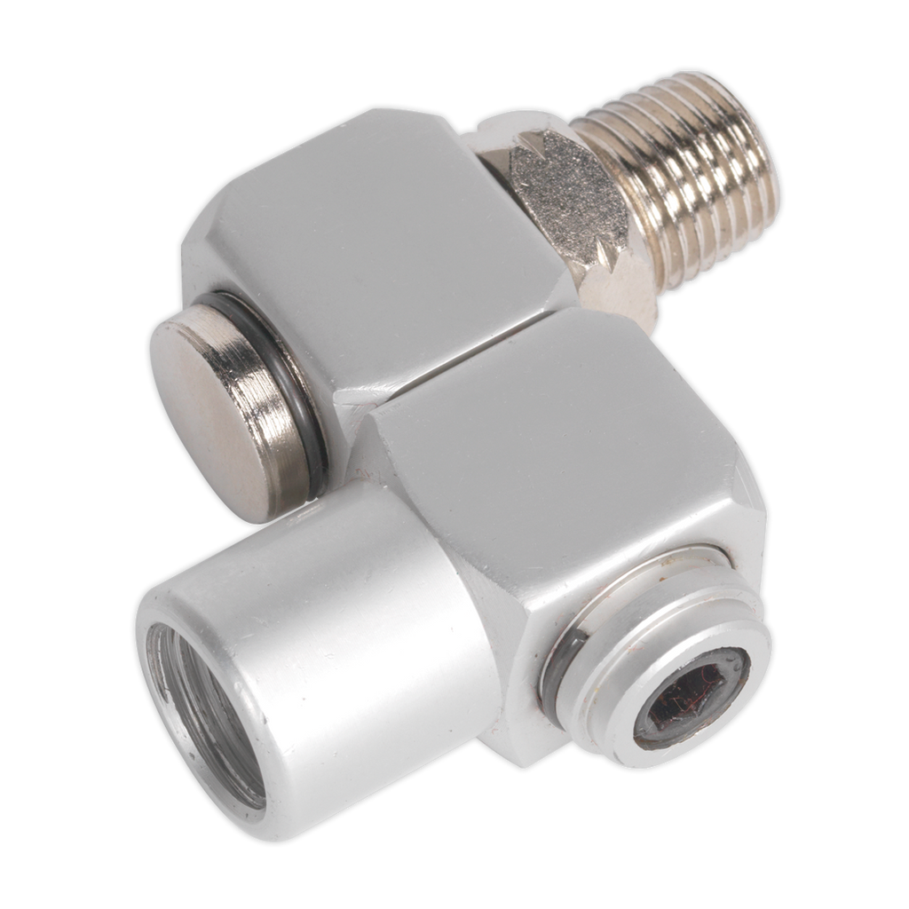 "Z-Swivel Air Hose Connector 1/4""BSP"
