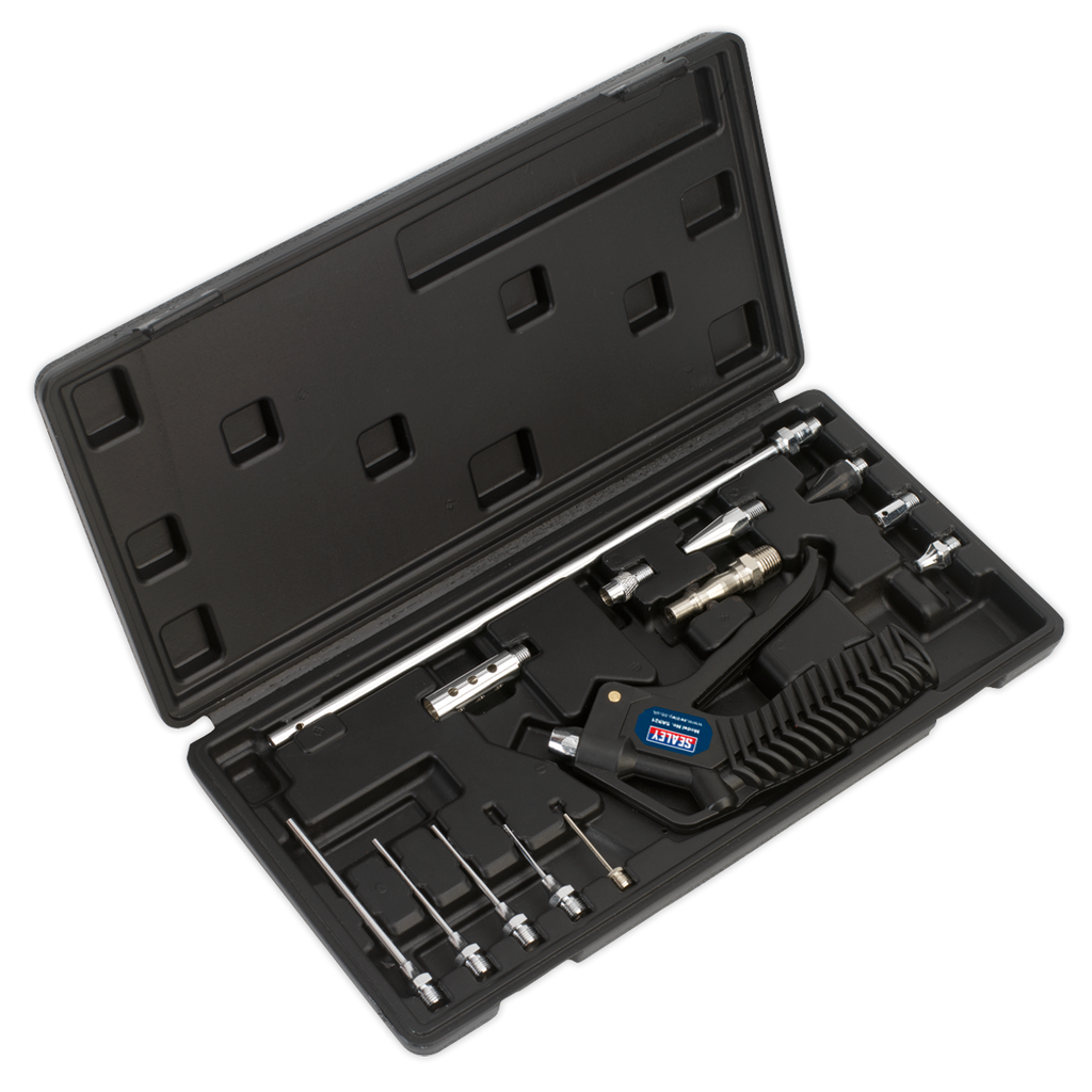 Air Blow Gun Kit 14pc