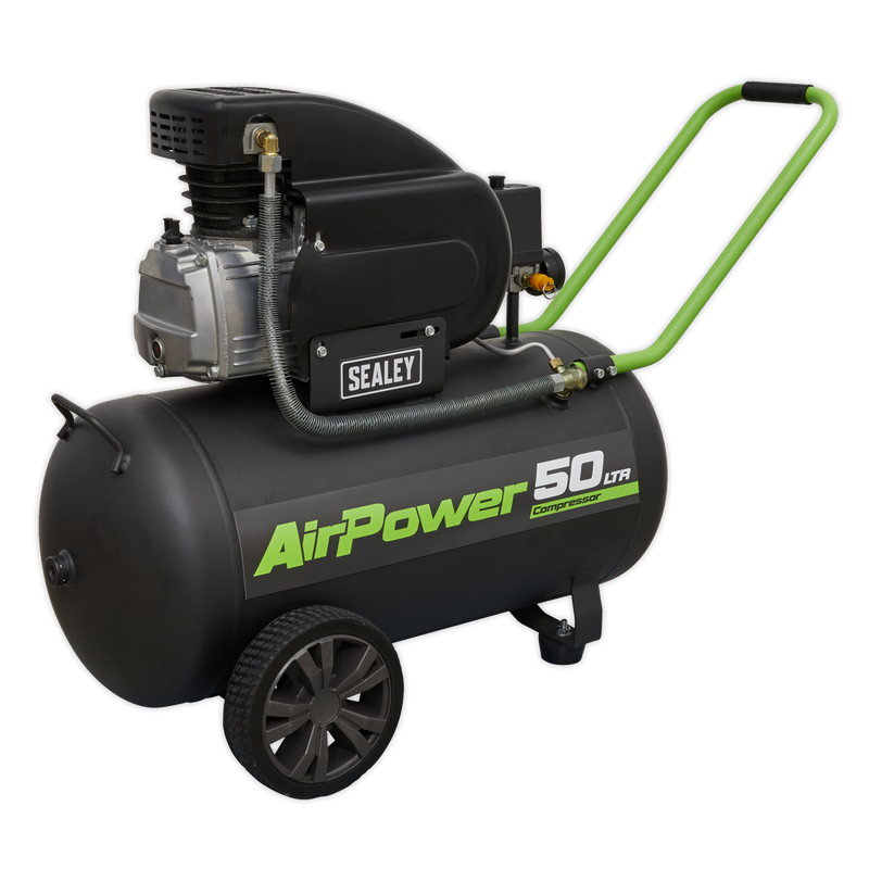 Compressor 50L Direct Drive 2hp