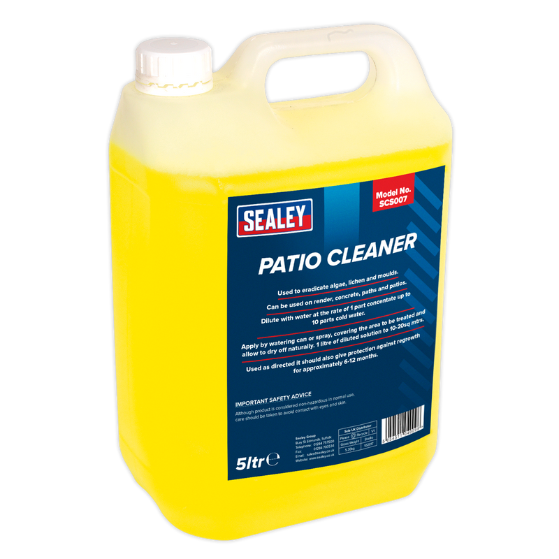 Patio Cleaner 5L