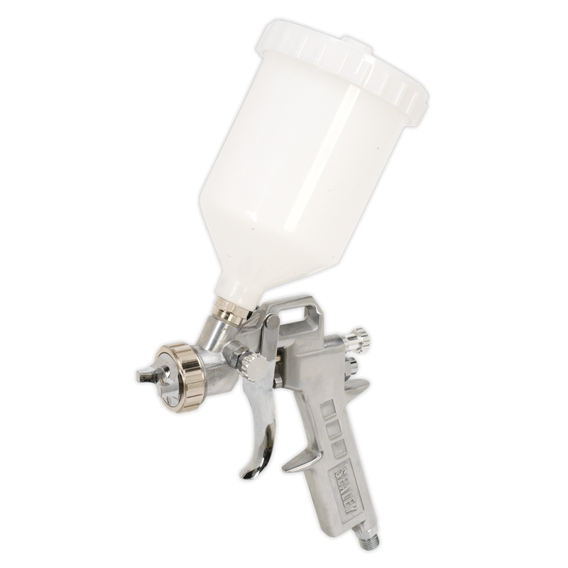 Spray Gun Gravity Feed 2.2mm Set-Up
