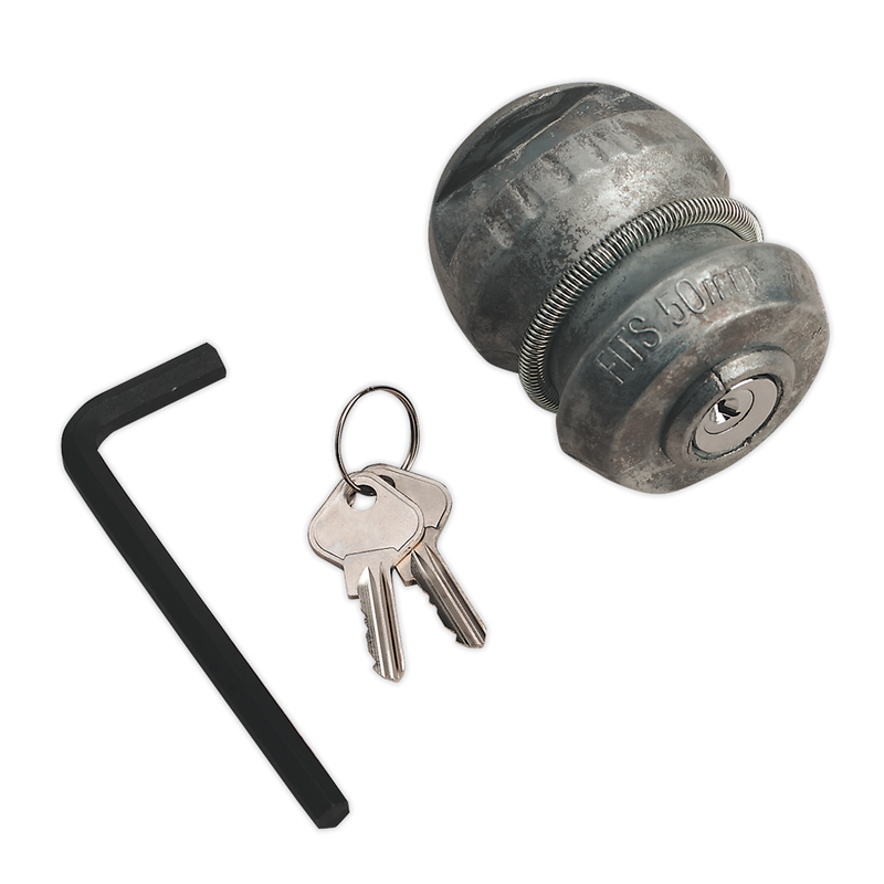 Tow Ball Lock 50mm