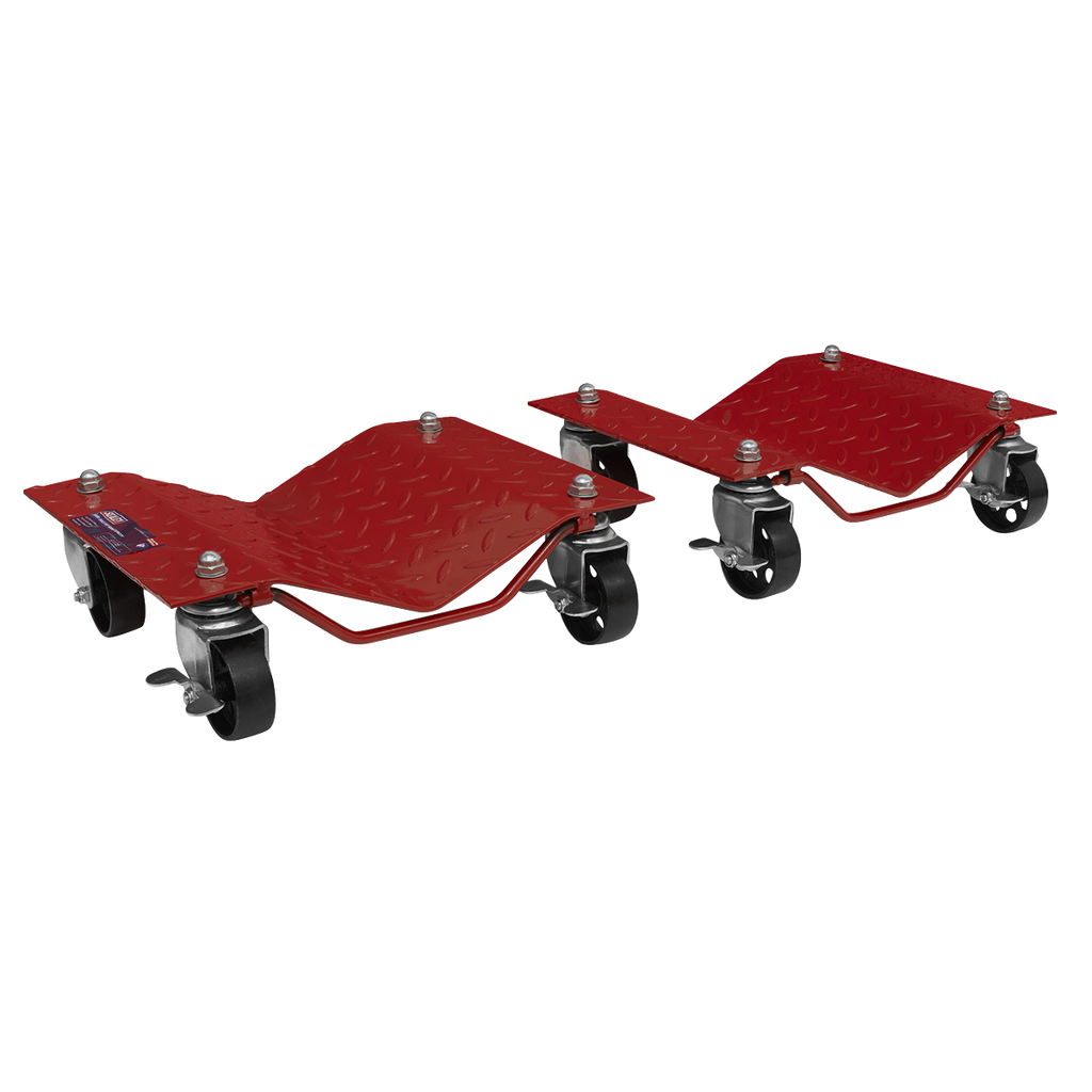 Wheel Dolly Set 680kg Capacity