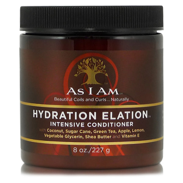 As I Am - Hydration Elation Intensive Conditioner - 8 oz