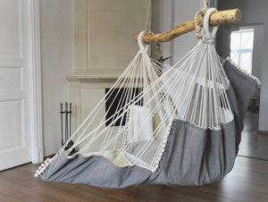 Hammock chair white/light gray