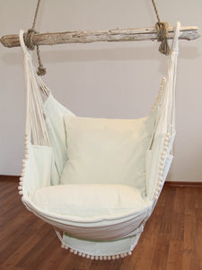 Hammock chair white/white