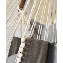 Load image into Gallery viewer, Hammock chair light gray