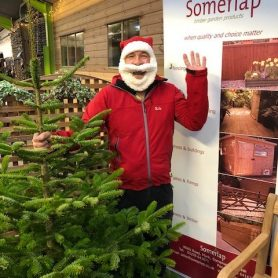 Somerlap helps Blagdon Scouts raise Christmas funds