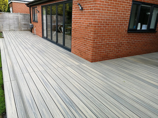 Composite decking from Somerlap