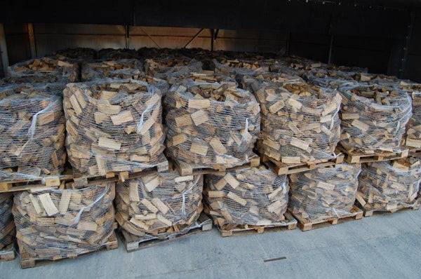 Logs & firewood for sale