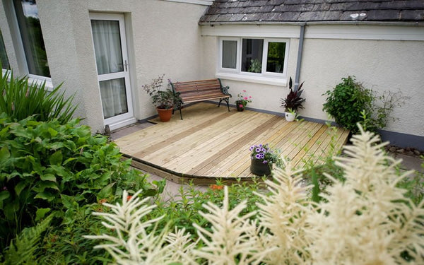 Decking inspiration from Somerlap
