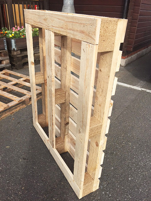 Bespoke pallets from Somerlap