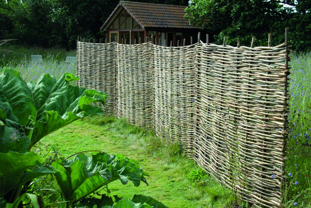 1.8m Hazle Hurdle Fencing Panel
