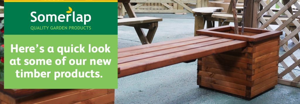 New timber products