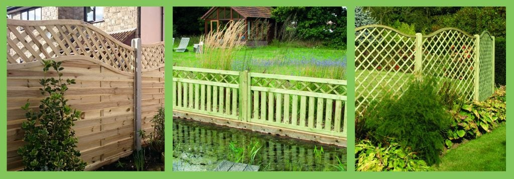 Other contemporary fence products from Somerlap