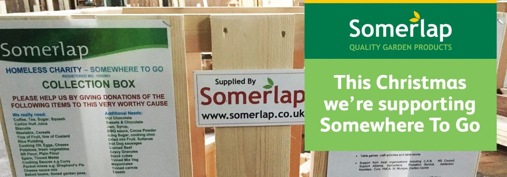 Christmas charity from Somerlap