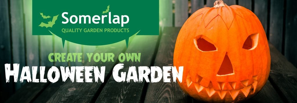 Create your own Halloween garden