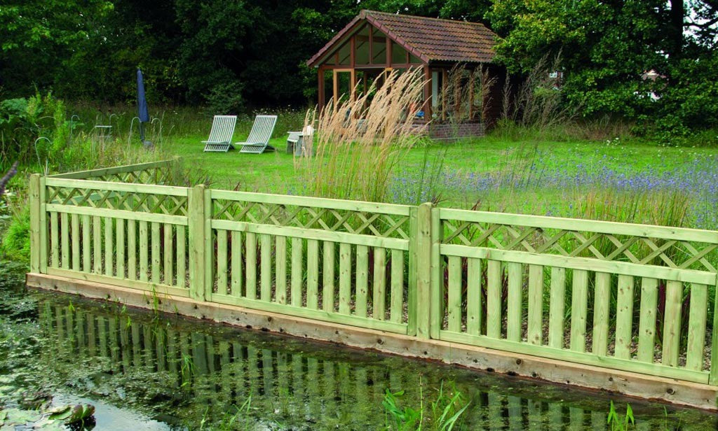 Somerlap creative fencing ideas