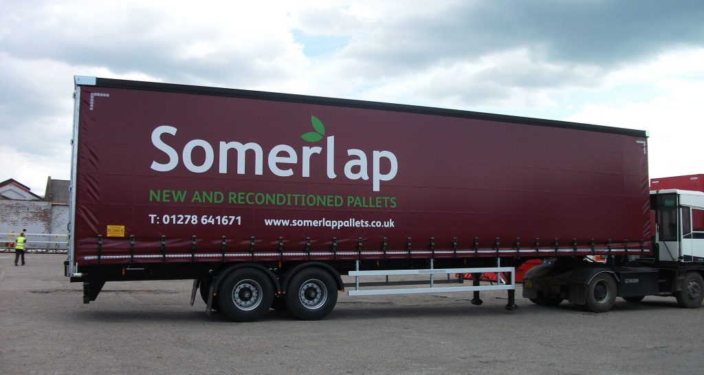 Somerlap lorry curtains