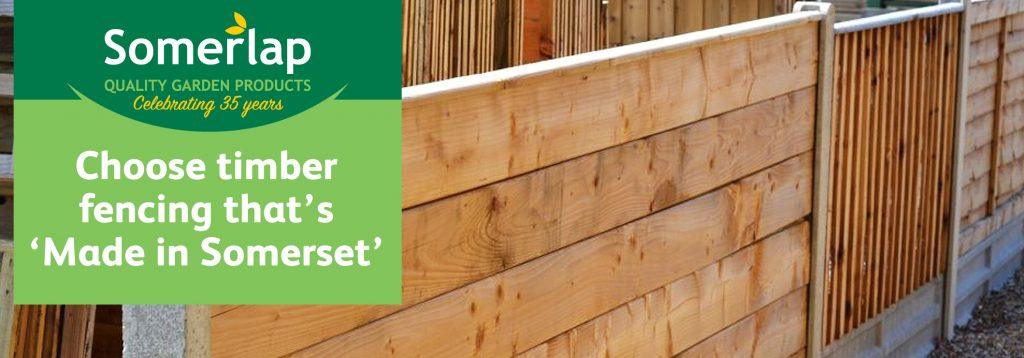Fencing made in Somerset