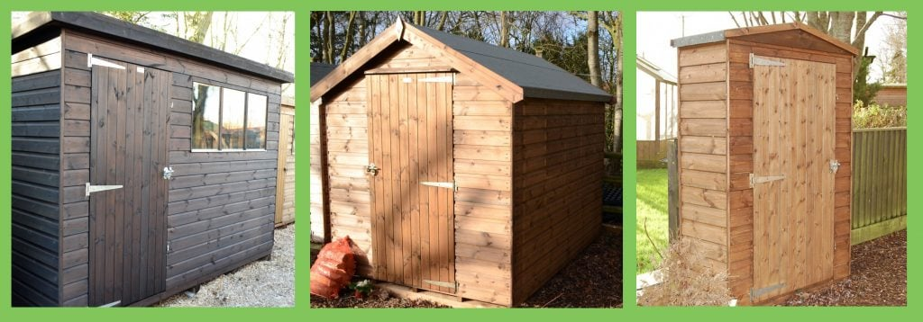 Somerlap made to order sheds