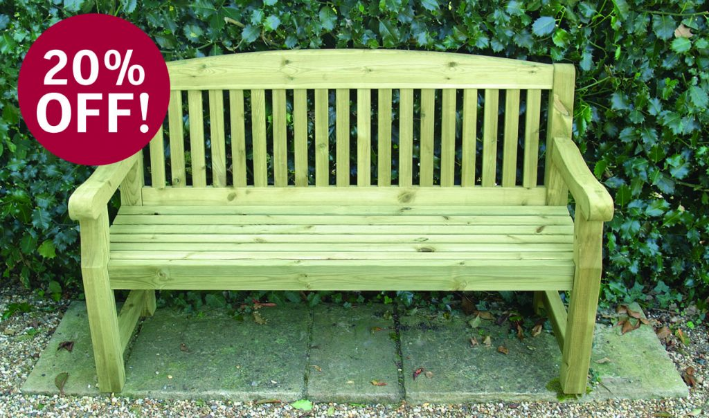 Somerlap garden bench sale