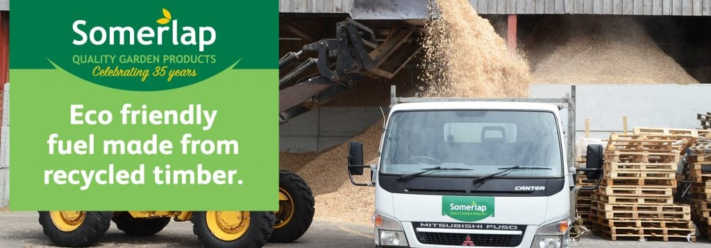 Somerlap woodchip for biomass fuel
