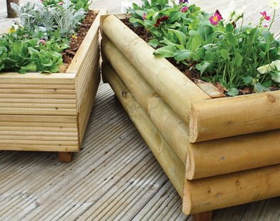 garden planter – gift ideas for mothers day