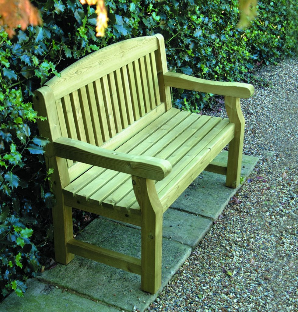 Somerlap garden bench 20% off in the leap year sale