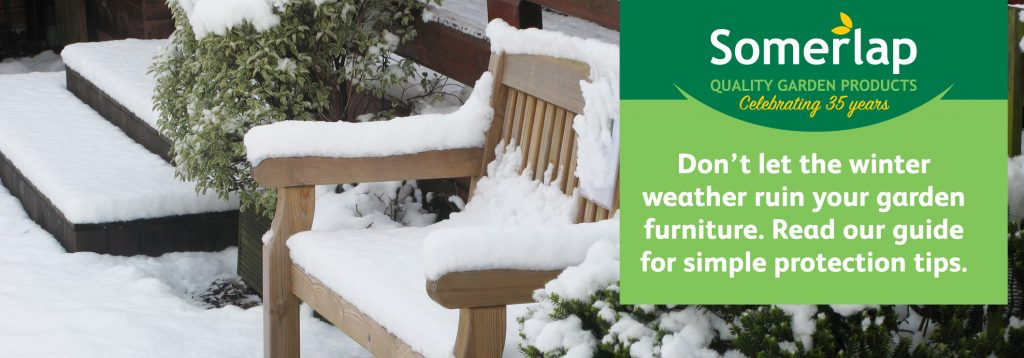 protect your garden furniture