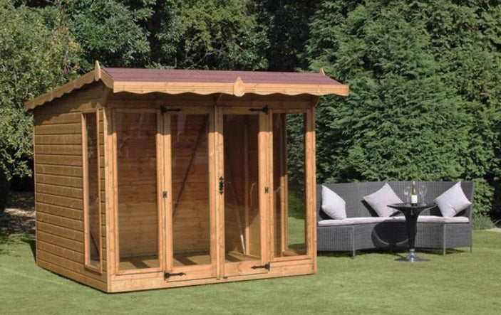 Summerhouse For Privacy