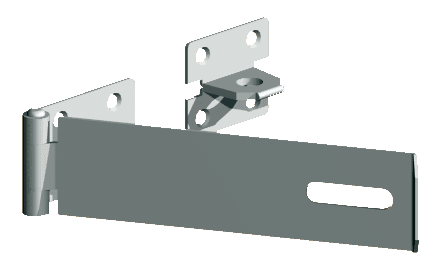 Hasp and Staple Set