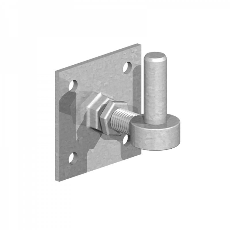 Adjustable Hook on Plate - Individual