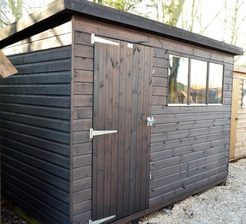 shed cost