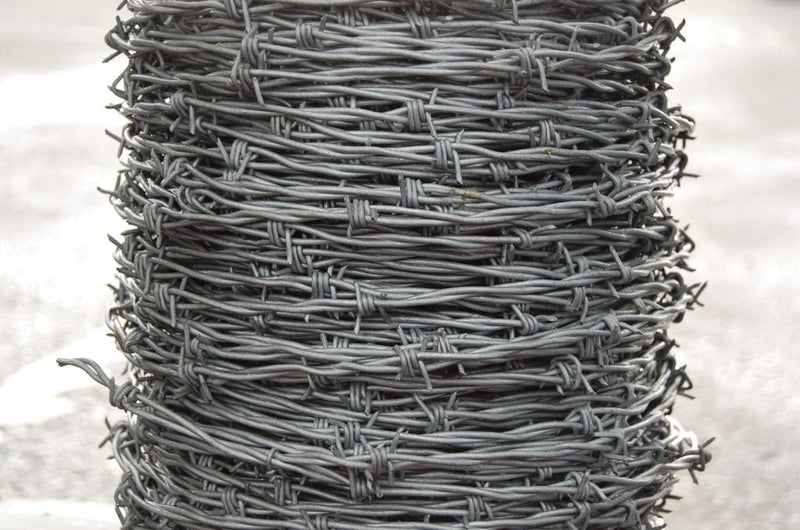 Galvanised Heavy Duty Barbed Wire
