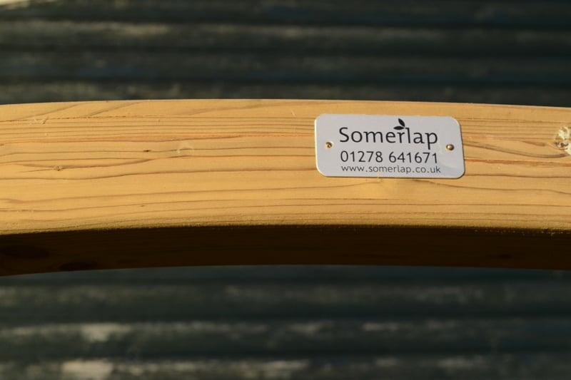 Somerlap softwood garden furniture